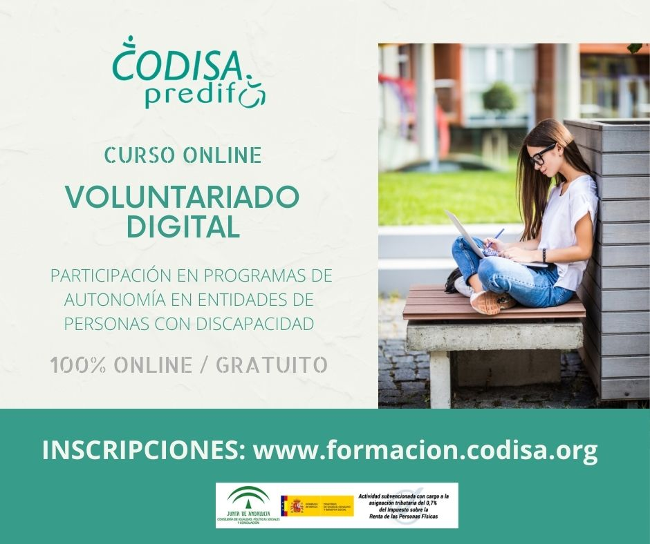 CURSO CODISA VOLUNTARIADO DIGITAL